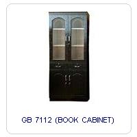 GB 7112 (BOOK CABINET)